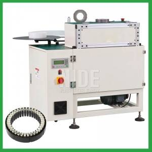 NIDE Generator Stator Insulation Paper Inserting Machine