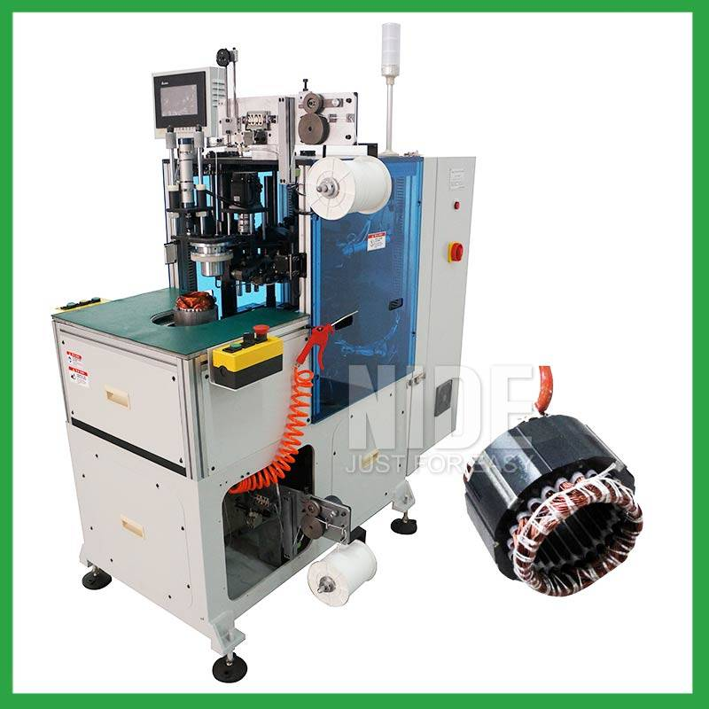 Automatic Servo Control Stator Wire Lacer lacing machine Featured Image