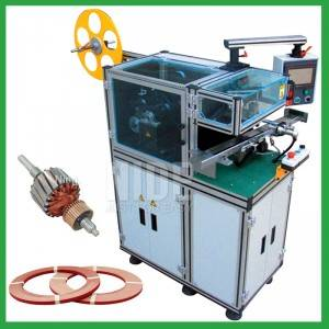 Automatic Armature Wedge Inserting Machine