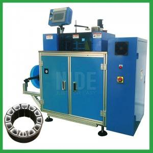 BLDC Stator Insulation Paper Inserting Machine