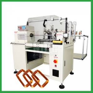 Multistrand Type Automatic Coil Winding Machine