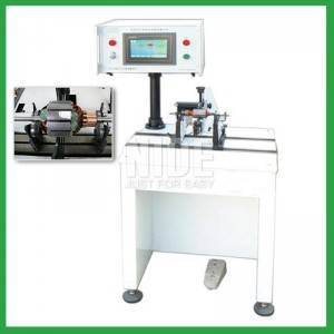 Dynamic Weight Adding Armature Balancing Machine