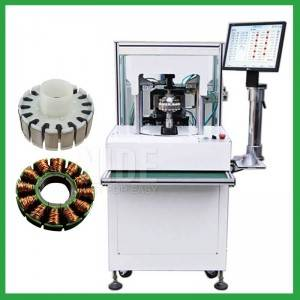 Automatic Small size External armature stator coil winding machine