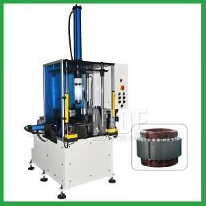 Automatic Stator Coil Shaping Machine