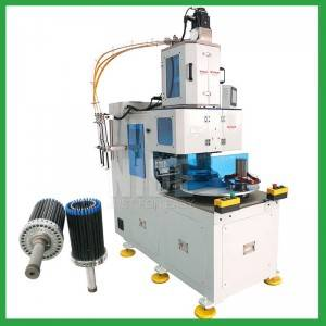 Automatic 2 Poles Stator Coil Winding Machine with touch screen