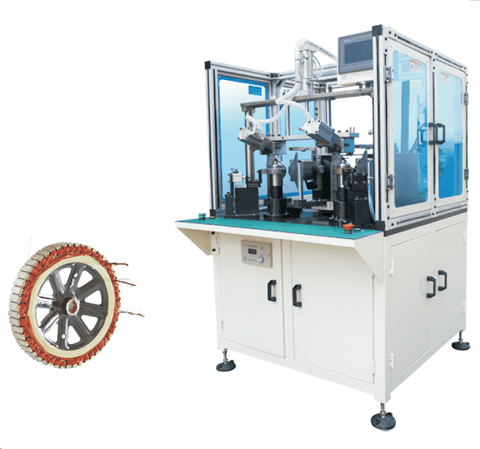 Best Price for Kapton Bobbin Coil Winding Machine - DCRX1-200C – Nide Mechanical Featured Image