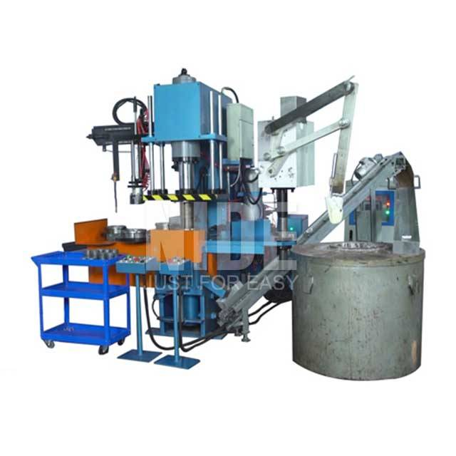 100% Original Stator Copper Wire Pulling Machine - ND-80T – Nide Mechanical
