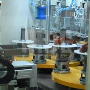 Fully automatic Stator production assembly machine
