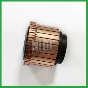 AC Motor Mica Commutator DC Motor Collector Segment Commutator for Electric Motor Armature