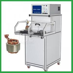 Automatic electric motor Stator Testing Machine-Quality Motor stator Testing system equipment manufacturer and supplier