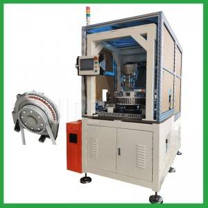 Automatic Elevator motor winding machine BLDC stator needle coil winder for electric motor manufacturing
