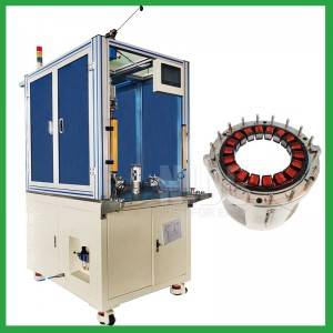 Automatic 18 slots electric motor stator coil winding machine – BLDC needle coil winder manufacturer