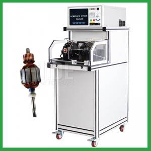 Automatic AC/ DC motor armature rotor test machine-Intelligent multi-function testing equipment manufacturer
