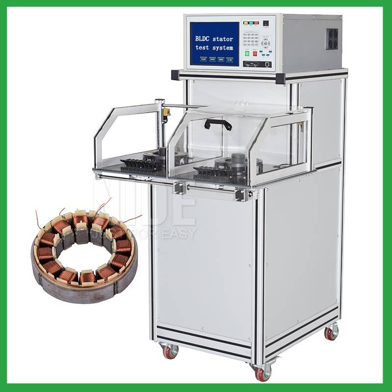 Air conditioner motor BLDC electric motor testing equipment electronic stator testing machine-motor making machine manufacturer Featured Image