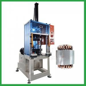 Automatic Induction motor stator coil forming and shaping Machine for sale – electric motor manufacturing machine