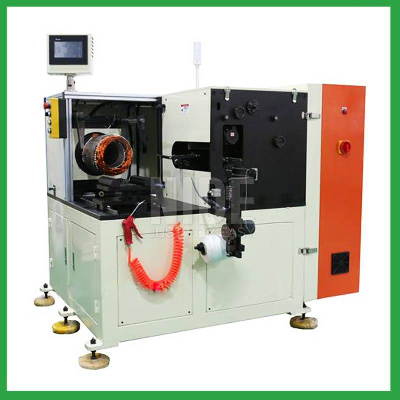 Automatic Horizontal big motor stator coil Lacing Machine for sale – motor stator lacing machine manufacturer Featured Image