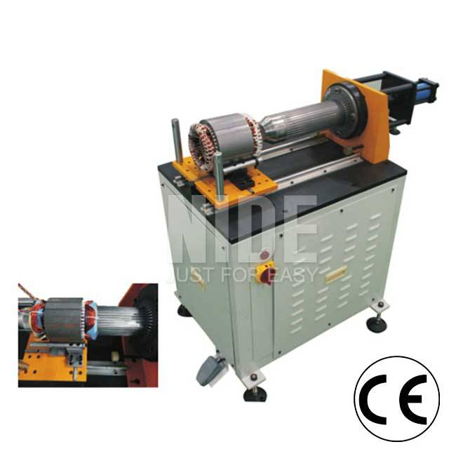 OEM/ODM Manufacturer Casting Machine - Stator Insulation Wedge Expanding Machine – Nide Mechanical