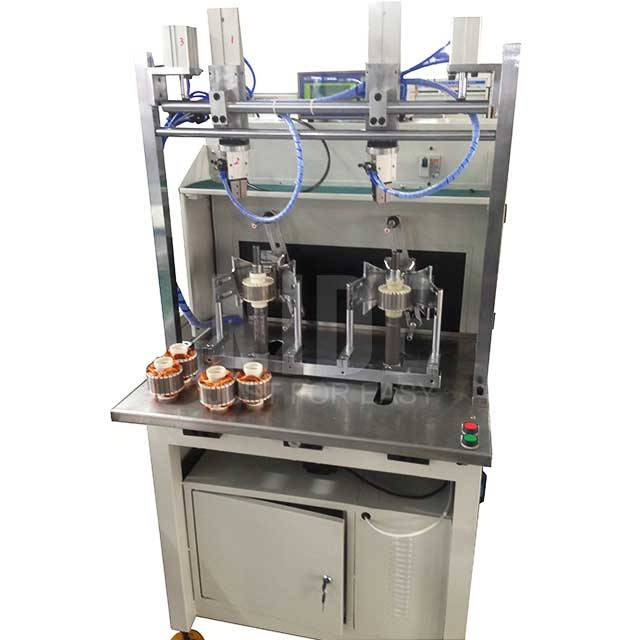 High Performance Semi Automatic Coil Winding Machine -