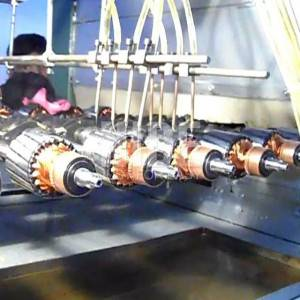 Full automatic Armature trickling impregnation machine