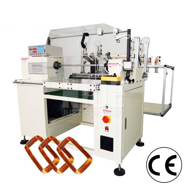Discount wholesale Rewinding Machine - Multistrand Type Automatic Coil Winding Machine – Nide Mechanical