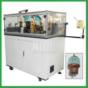 China home appliances motor automatic rotor coil winding machine for sale