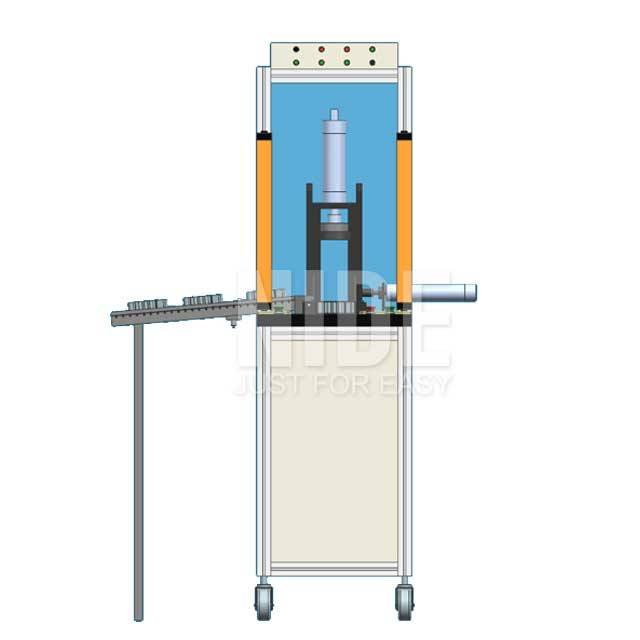 China Cheap price Aluminum Cap Making Machine - ND-QYD-0.5T – Nide Mechanical