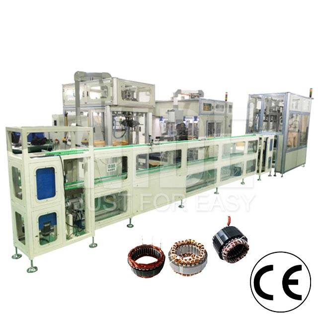 New Arrival China Inslot Winding Machine - ND-DZX2 – Nide Mechanical