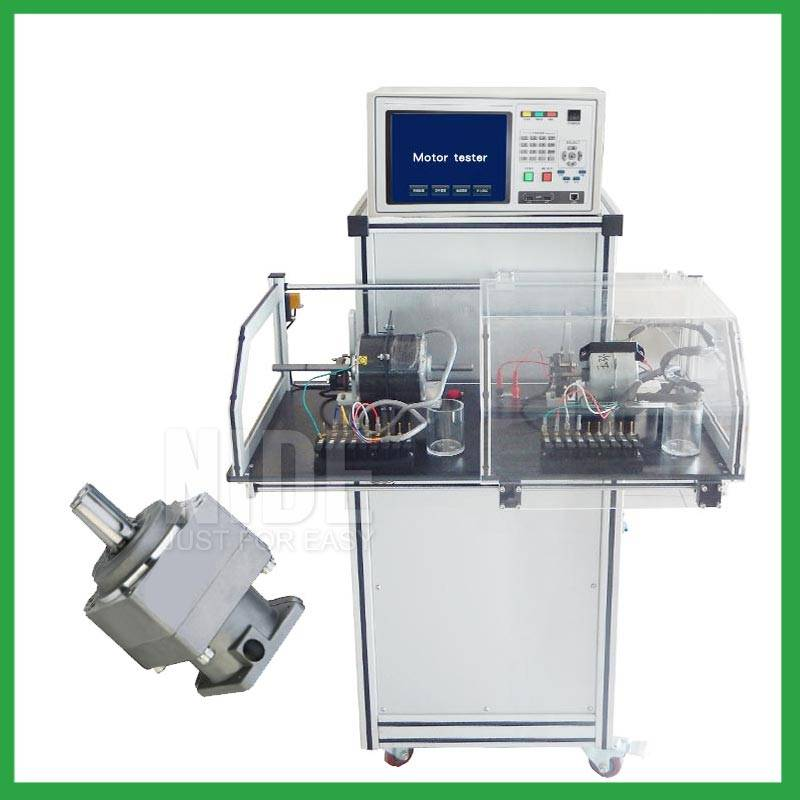 Automatic intelligent electric motor testing equipment for AC/ DC motor test and monitoring Featured Image
