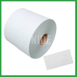 Electrical parts 6630 DMD Dacron Mylar Polyester film Class B insulation paper for motor transformer