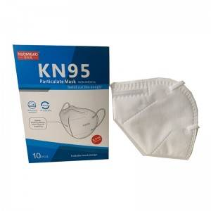 Particulate Protection Mask (KN95)