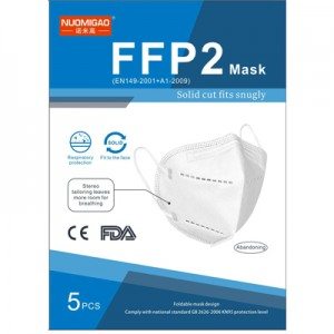 Particulate Protection Mask(FFP2)