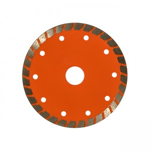 sintered Diamond Saw Blades 2