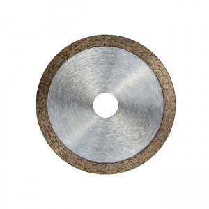Fixed Competitive Price Metal Bond Glass Grinding Plate -