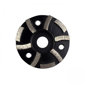 Special Design for Concrete Grinding Discs -