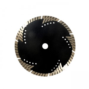 Reasonable price Diamond Turbo Saw Blade -