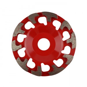 Diamond Cup Wheels (Brazed) 3