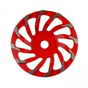 Diamond Cup Wheels (Brazed) 2