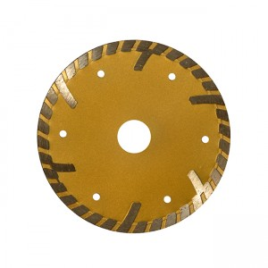 sintered Diamond Saw Blades 3