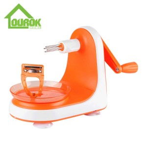 Manuel plastique d'Apple Peeler X128