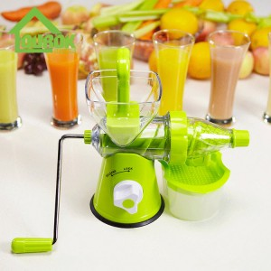 Amazon hot selling slow masticating cold press juicer D569