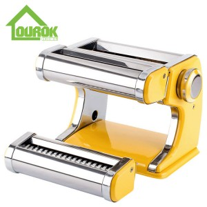Manual UNoodle Making Matshini ne Pasta roller Q601