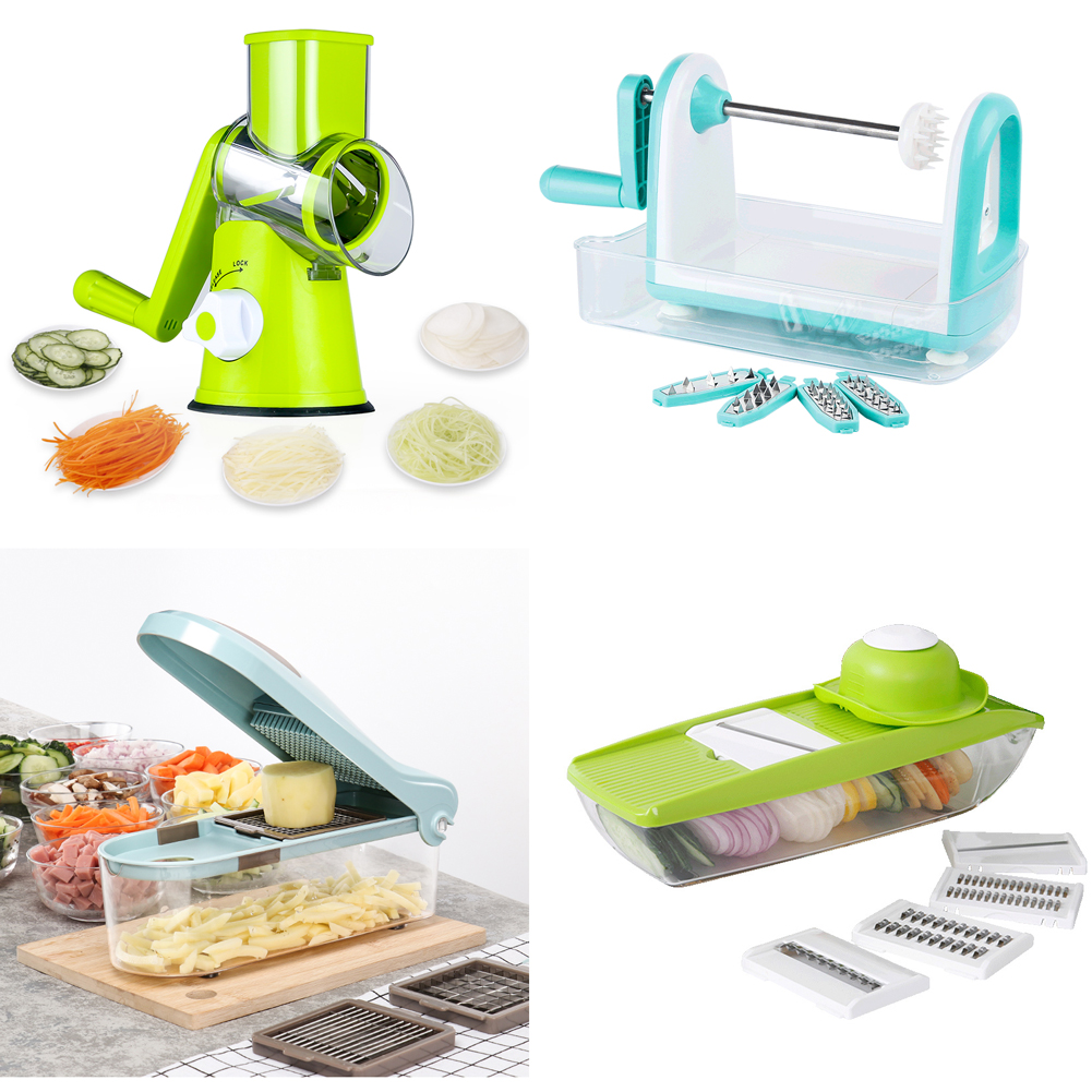 Ourok kitchen tools – vegetable slicer and cutter