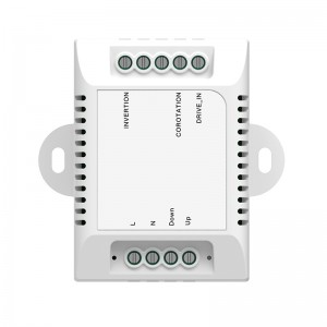 ZigBee Curtain Control with curtain relay PR412