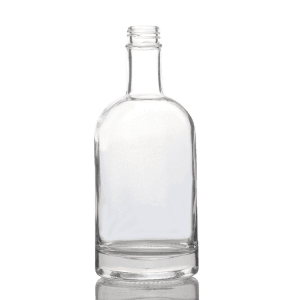 700ml Clear Spirit Glass Bottles