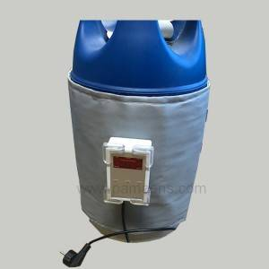 Top Grade 12 Volt Battery Silicone Heater -