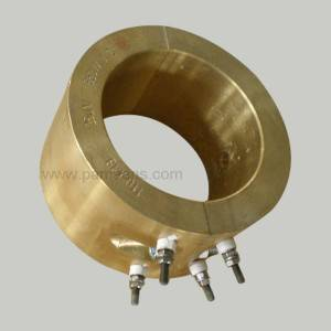 Cast Bronze Band Heater