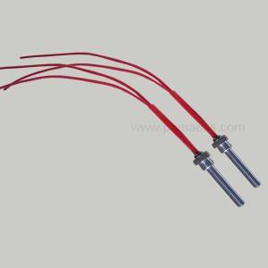 Cartridge Heater with Thread