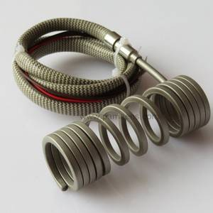 Spring Coil Heater