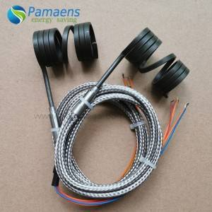 High Quality Coil Spring Heater for Hot Runner System, Injection Machine