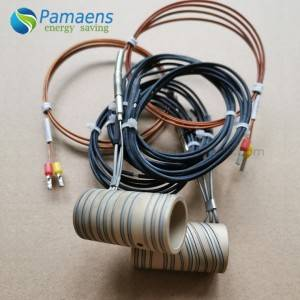 Good Price High Performance One Year Warranty Coil Type Nozzle Band Heaters